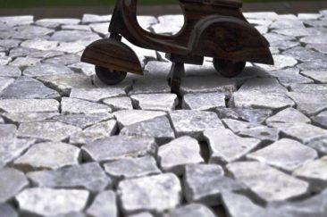 mozaika kamienna, InduStone, tan grey