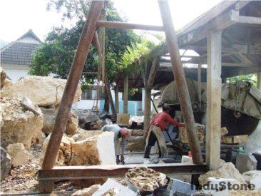 umywalka kamienna InduStone produkcja