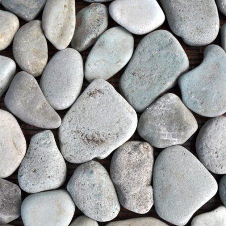 mozaika kamienna industone otoczaki green