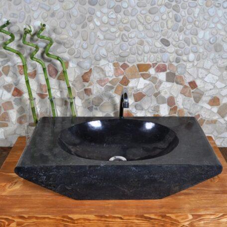 ROV-P Black Industone kamienna umywalka3
