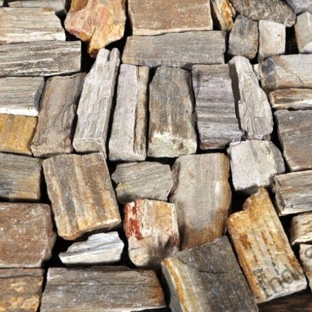 InduStone mozaika kamienna FOSIL WOOD STONE skamieniałe drewno 30 x 30 (3)