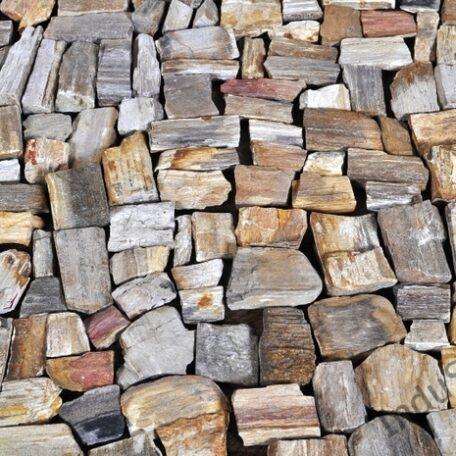 InduStone mozaika kamienna FOSIL WOOD STONE skamieniałe drewno 30 x 30 (5)