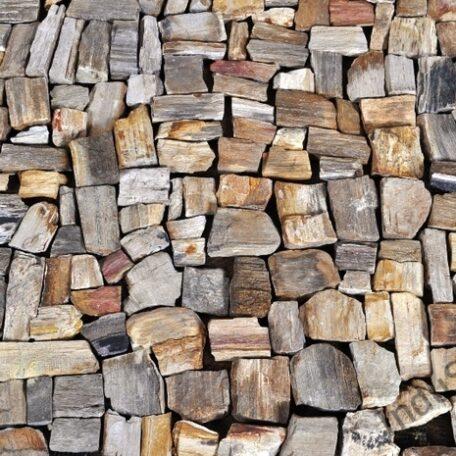 InduStone mozaika kamienna FOSIL WOOD STONE skamieniałe drewno 30 x 30 (6)