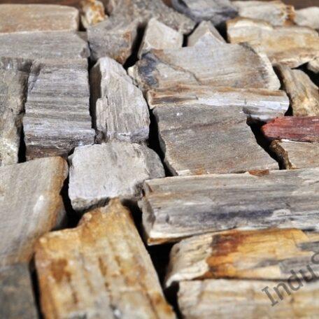 InduStone mozaika kamienna FOSIL WOOD STONE skamieniałe drewno 30 x 30 (7)