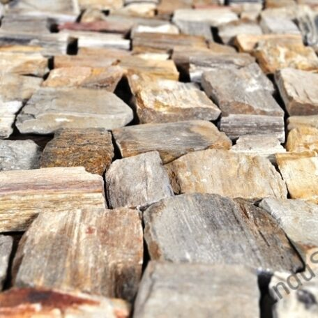 InduStone mozaika kamienna FOSIL WOOD STONE skamieniałe drewno 30 x 30 (8)