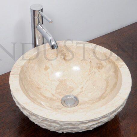 kc-m-cream-b-40-cm-kamienna-umywalka-nablatowa-industone (3)