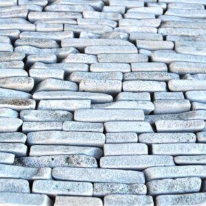 InduStone KAMIEŃ CIĘTY mozaika SOFT GREEN