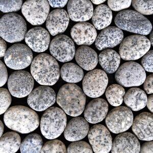 InduStone Mozaika Kamienna na siatce PRZEPIÓRCZE Interlock otoczaki 30×30