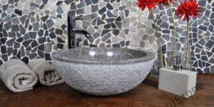 nablatowa umywalka kamienna industone