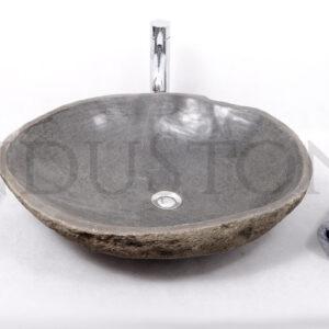 InduStone kamienna umywalka nablatowa RIVER STONE RSB 3 E