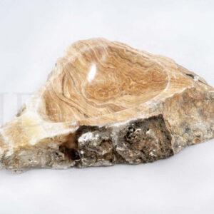 INDUSTONE ONYX N kamienna patera głęboka z Indonezji